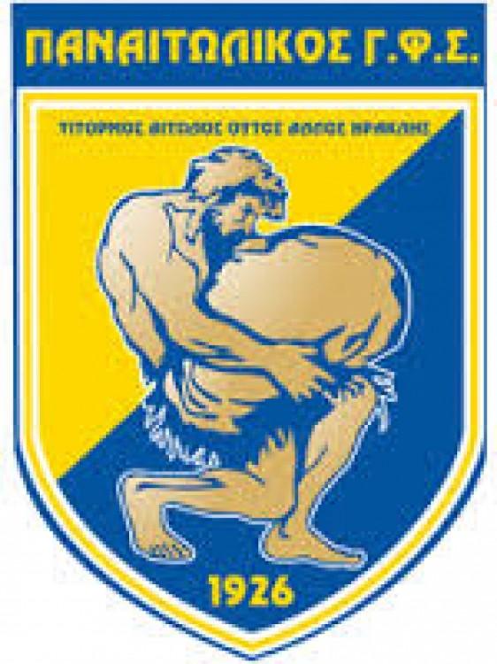 Escudo del Panetolikos FC