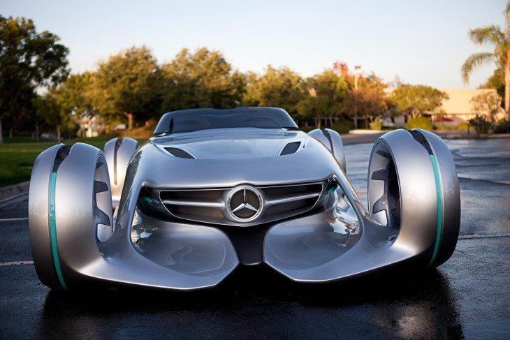 Silver Arrow de Mercedes Benz