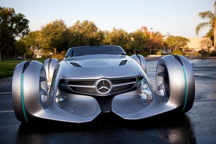Silver Arrow de Mercedes Benz
