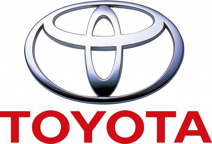 Logo de la marca Toyota