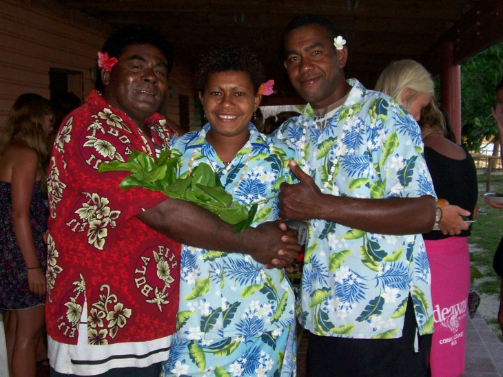 personas de fiji