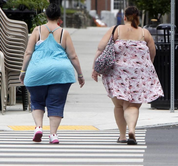 personas obesas de bahamas