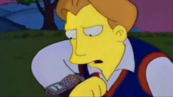 Los Simpson smartwatch