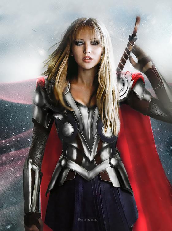 Jennifer Lawrence (Thor)