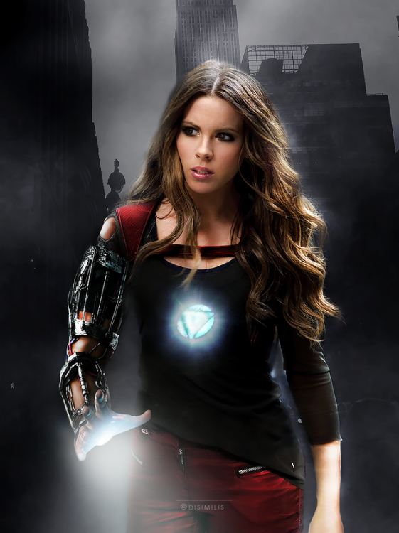 Kate Beckinsale (Iron Man)