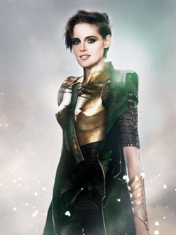 Kristen Stewart (Loki)