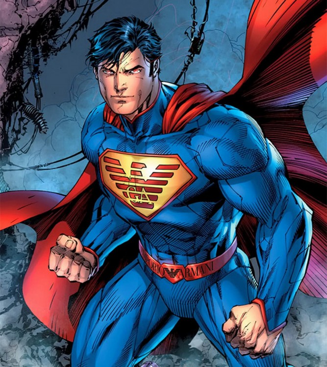 Superman, Emporio Armani