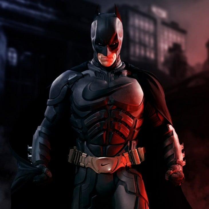Batman, nike