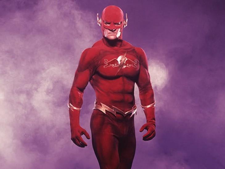 Flash, Red Bull
