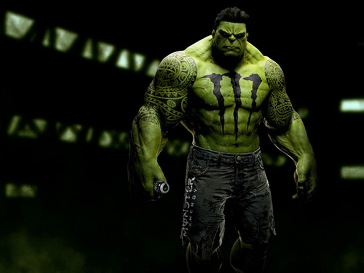 Hulk, Monster