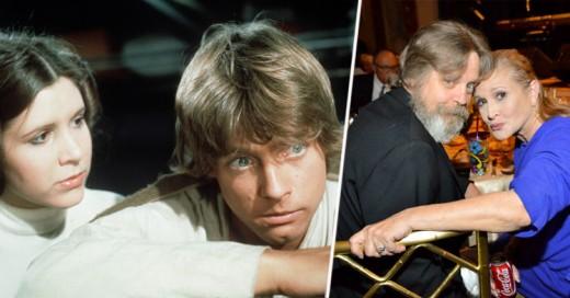 El antes y después de los actores de Star Wars; ¡Ni la Fuerza los salva del tiempo!