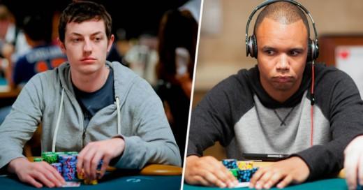 Épica mano de Póker: ¡El ganador se llevó 1.1 millones de dólares de la mesa!