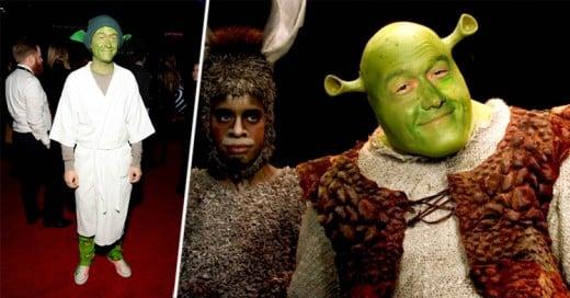 Joseph Gordon-Levitt se viste de Yoda e Internet lo Trollea con una batalla de Photoshop