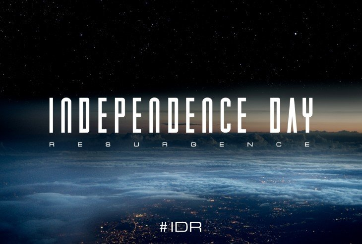 Cartel de Independence Day 2