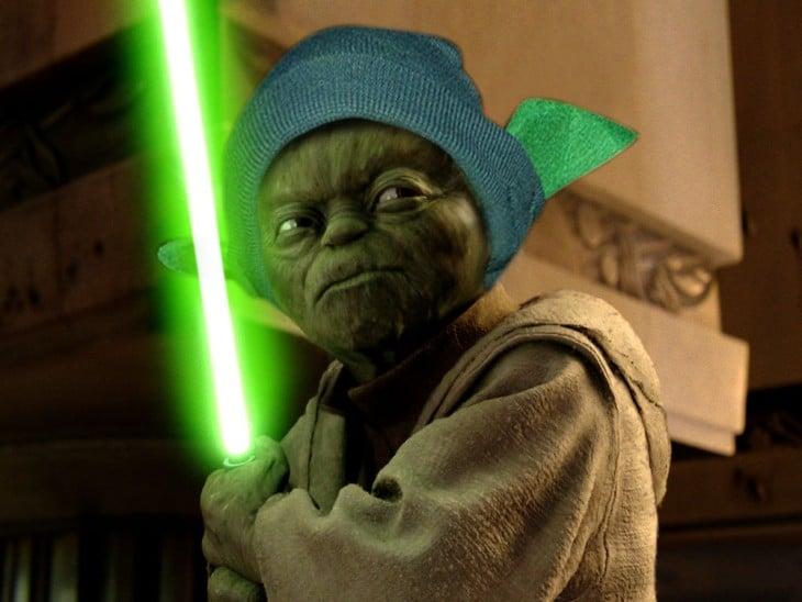 Joseph Gordon-Levitt Yoda