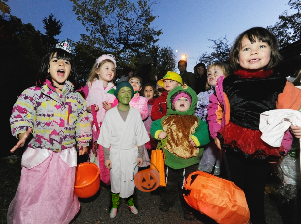 Halloween, Joseph Gordon-Levitt Yoda