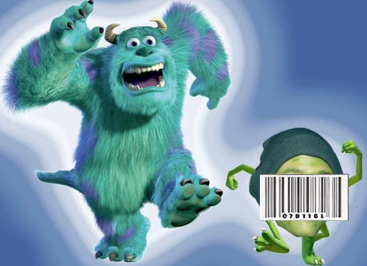 Monster inc. Joseph Gordon-Levitt Yoda