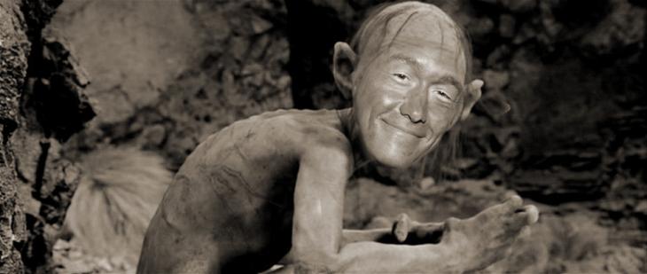 Gollum, Joseph Gordon-Levitt Yoda