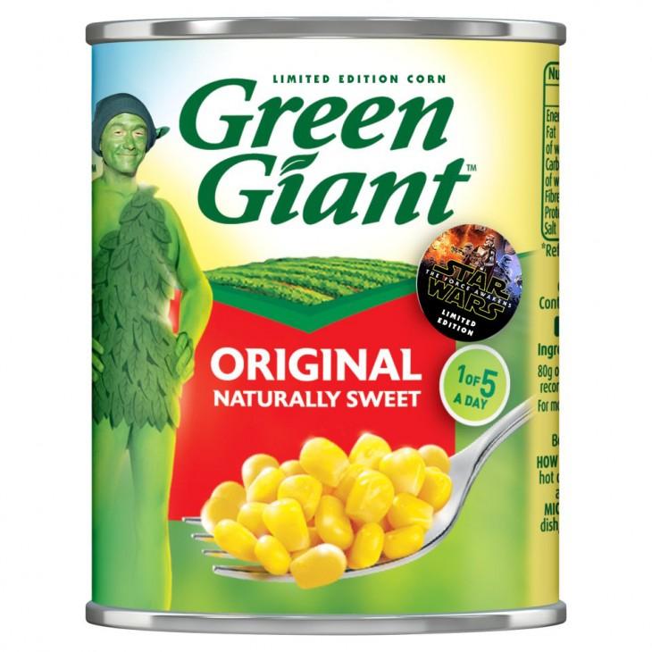 El gigante verde, Joseph Gordon-Levitt Yoda