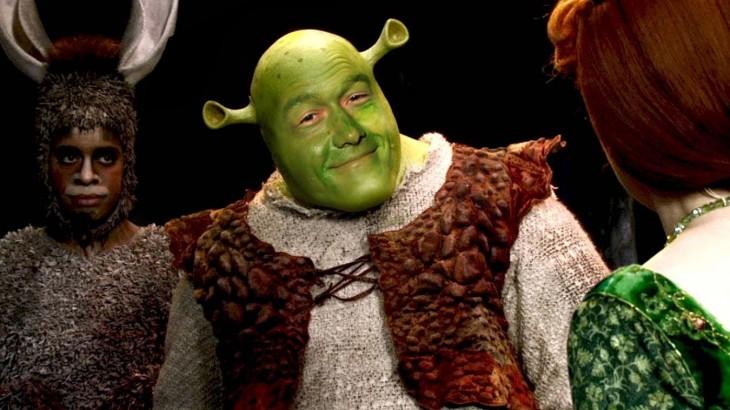 Shrek, Joseph Gordon-Levitt Yoda