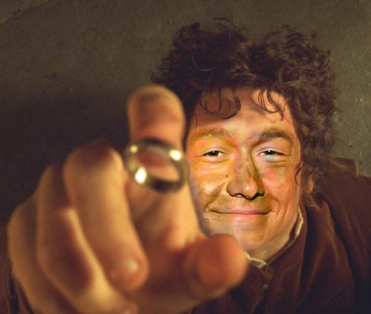 Señor de los anillos, Joseph Gordon-Levitt Yoda