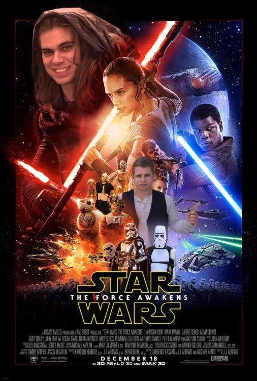 portada de star wars