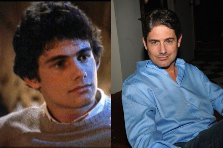Zach Galligan, antes y después
