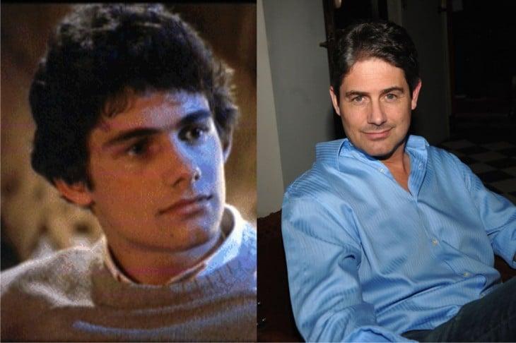 Zach Galligan, antes y después