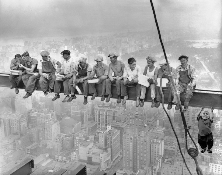 trabajadores, Photoshop Vern Troyer