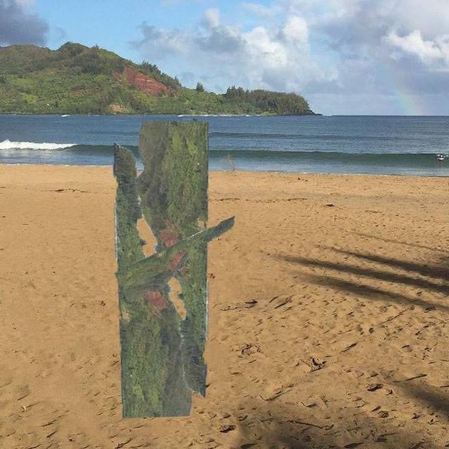 Photoshop para quitar la isla