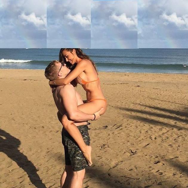 Photoshop para quitar la isla, cuadros arcoiris