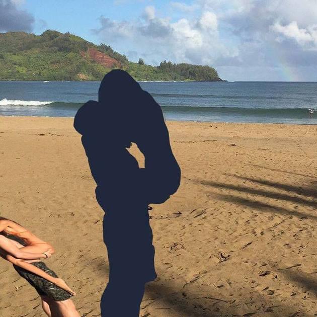 Photoshop para quitar la isla sombras