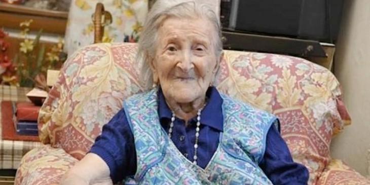 Emma morano, una de las mujeres más viejas del mundo