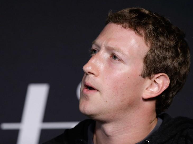 Zuckerberg confundidod