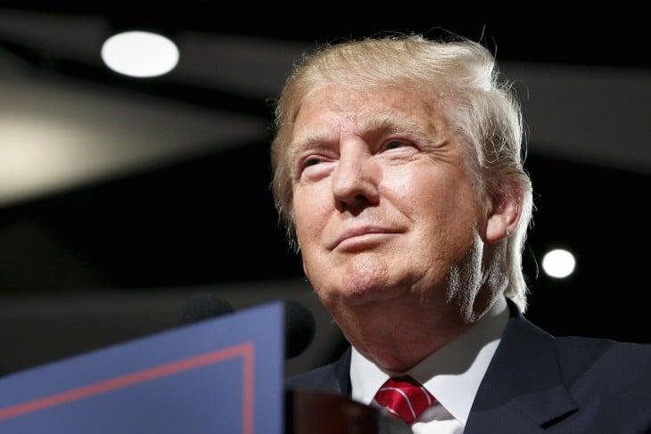 discurso de Donald Trump