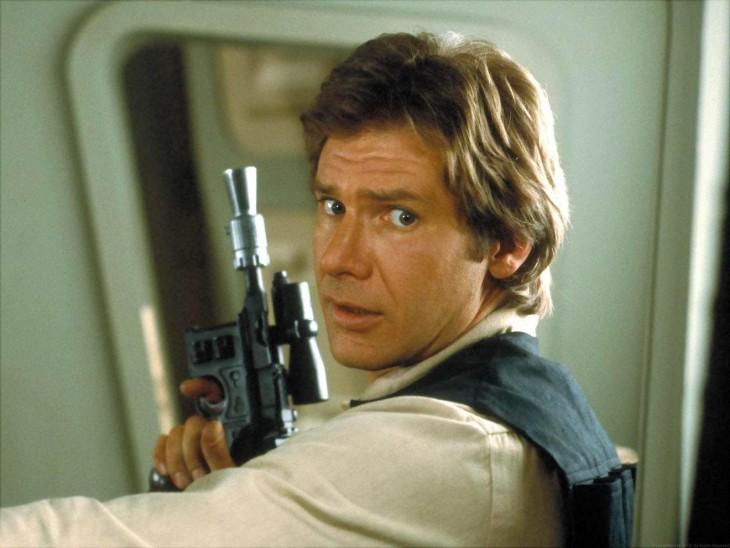 Los personajes de Star Wars, antes y después