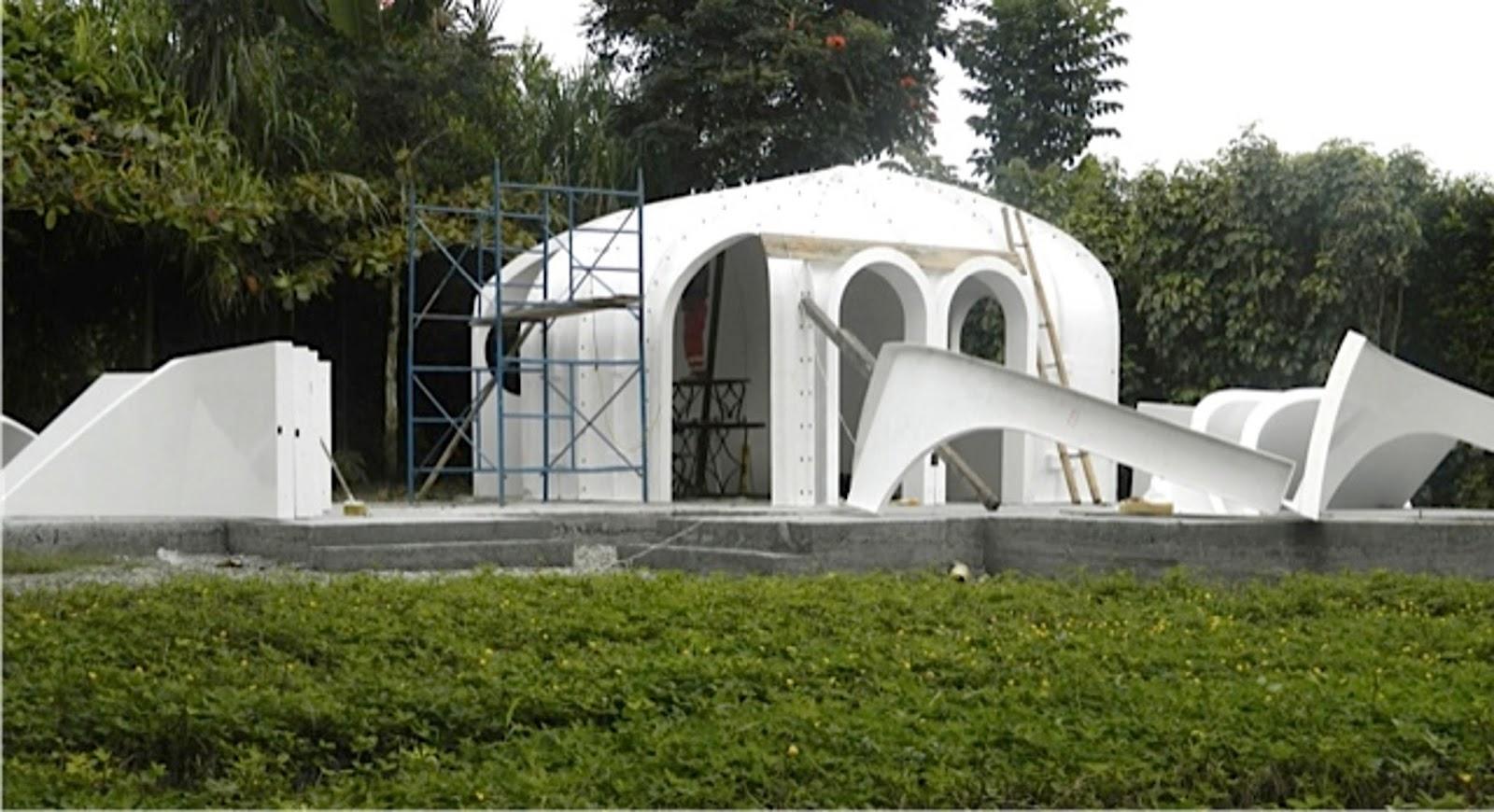Cheapest House To Build Plans Construyen Casa Tipo Hobbit Que Son Ecol 243 Gicas Y Econ 243 Micas