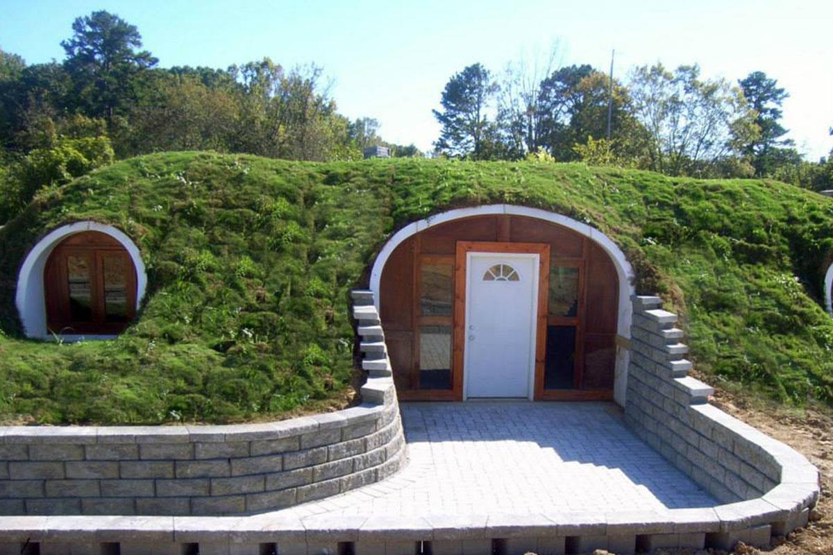 Construyen casa tipo hobbit que son ecol gicas y econ micas - La casa de los hobbits ...