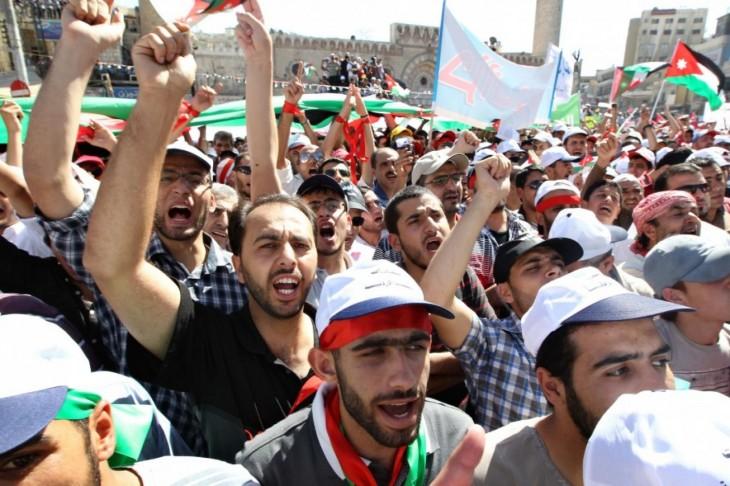 personas de Jordania