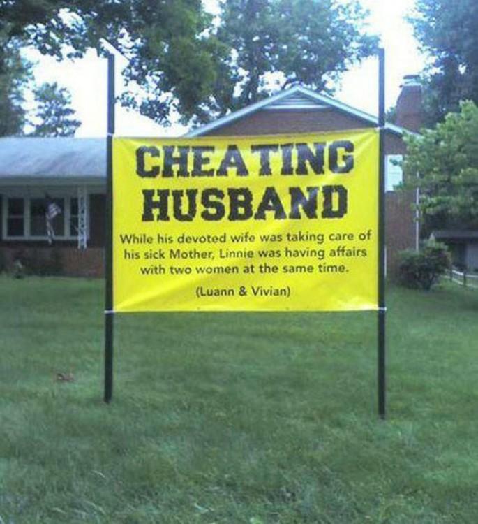 Buscando a maridos infieles