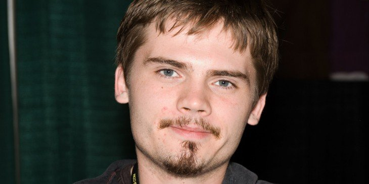 Jake Lloyd (young Anakin Skywalker), 1999 and 2015.