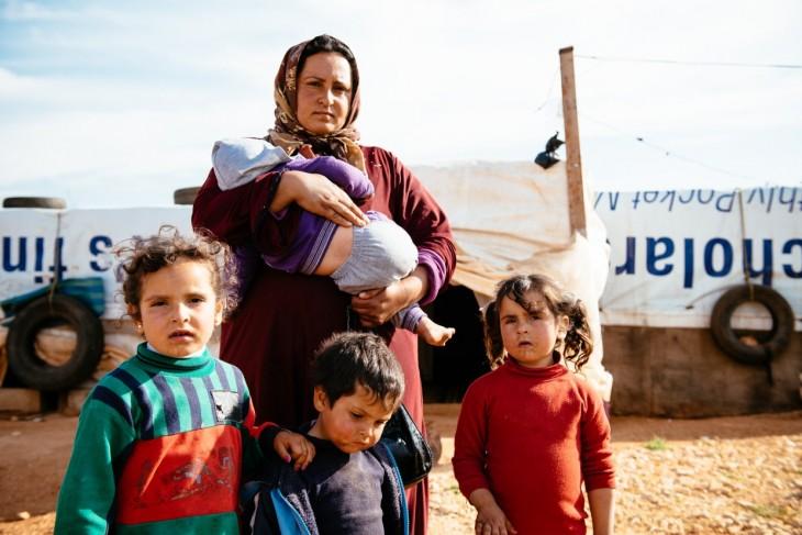 personas de líbano