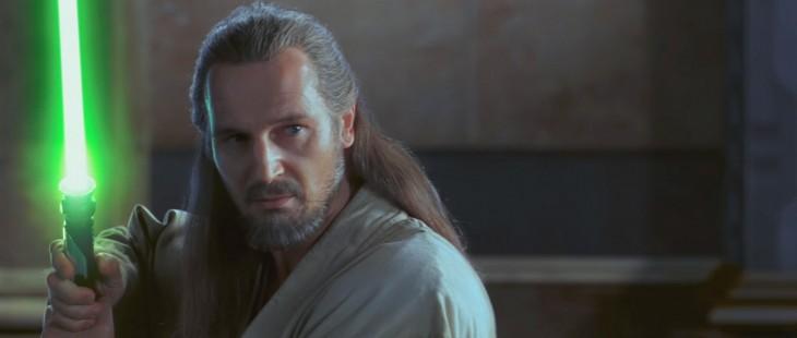 Liam Neeson (Qui-Gonn Jinn