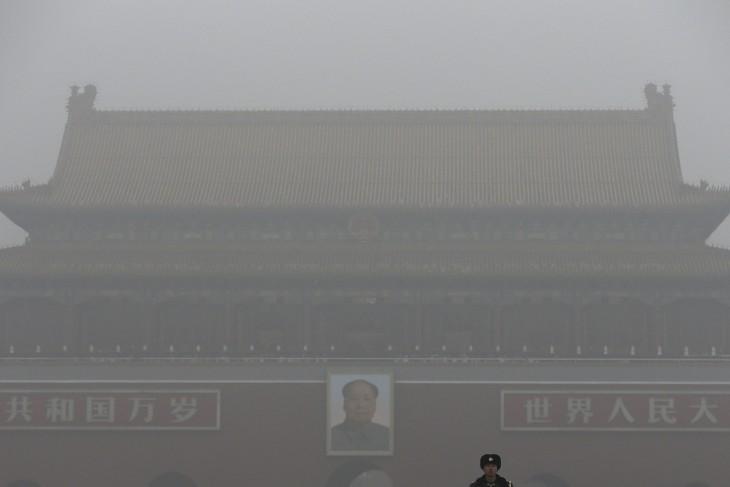 Contaminación alarmante en Beijing