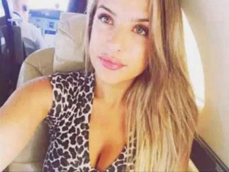 Selfie de Marisa Mendes
