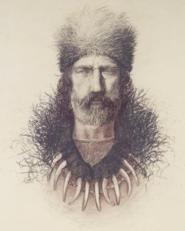 Hugh Glass, cazador en 1823