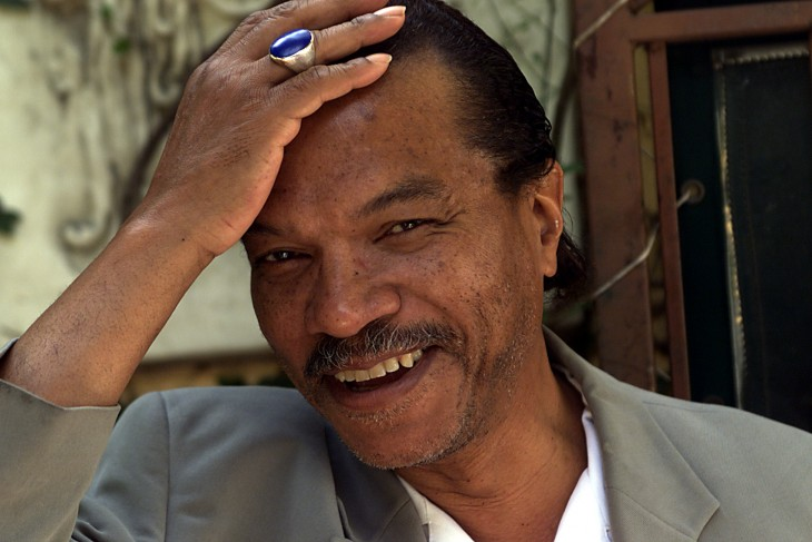 Billy Dee Williams actor de Star Wars en la actualidad