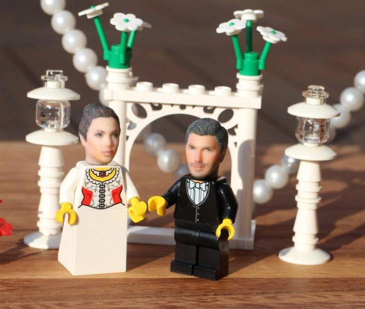 ¡Tu cabeza puede estar en un juguete LEGO Mediante impresión en 3D! (2)