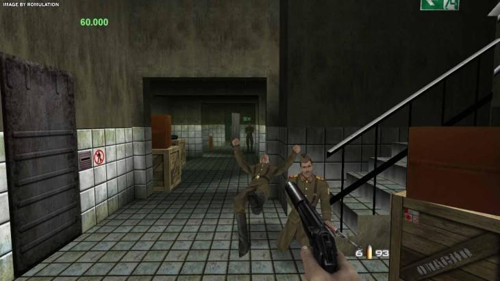 Imagen de Goldeneye para N64