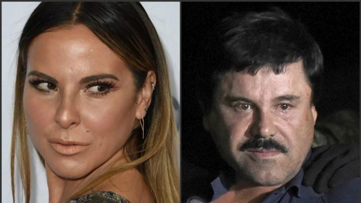 El Chapo y Kate del Castillo
